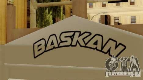 Mercedes-Benz Atego Hal Kamyonu для GTA San Andreas