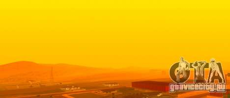 Светлый Colormod для GTA San Andreas четвёртый скриншот
