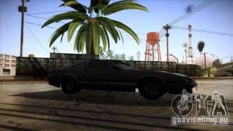 Ghetto ENB v2 для GTA San Andreas четвёртый скриншот