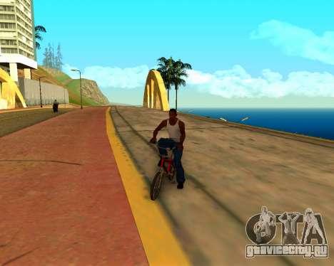 ENB v3.0.1 для GTA San Andreas пятый скриншот