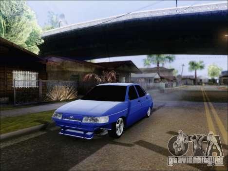 Ваз 2110 БПАN Кемерово для GTA San Andreas