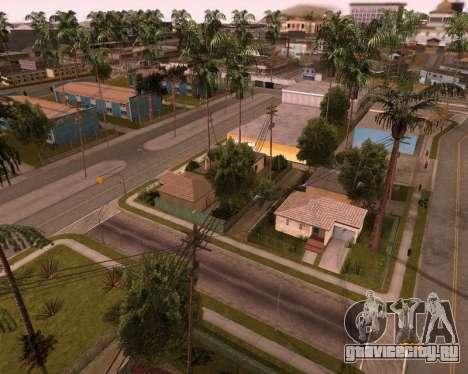 WTFresh ENB для GTA San Andreas четвёртый скриншот