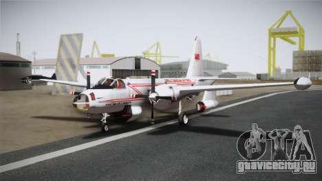 P2V-7 Lockheed Neptune JMSDF для GTA San Andreas