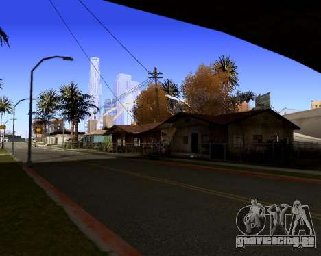 Graphic Update ENB Series для GTA San Andreas третий скриншот