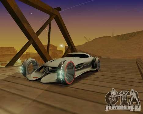 Mercedes-Benz Silver Arrows для GTA San Andreas