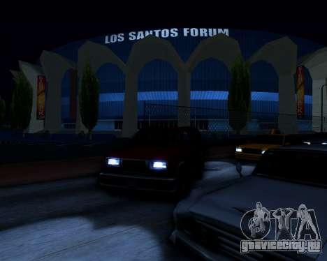 ENB v3.0.1 для GTA San Andreas третий скриншот