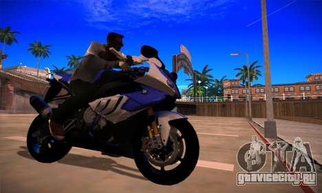 ENB Version v3.1 для GTA San Andreas третий скриншот