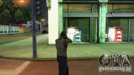 ENB Version 1.5.1 для GTA San Andreas десятый скриншот