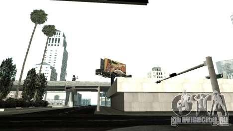Colormod by Thomas для GTA San Andreas шестой скриншот