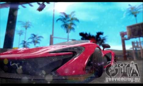 ENB GTA V для очень слабых ПК для GTA San Andreas седьмой скриншот