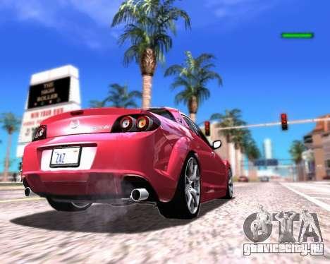 WTFresh ENB для GTA San Andreas третий скриншот