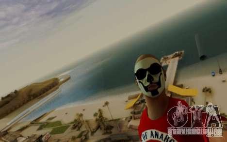 Warm Colors ENB для GTA San Andreas четвёртый скриншот
