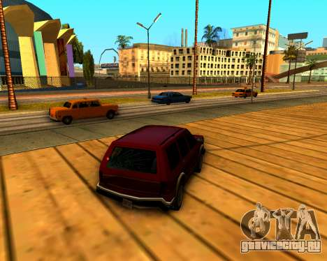 ENB v3.0.1 для GTA San Andreas второй скриншот