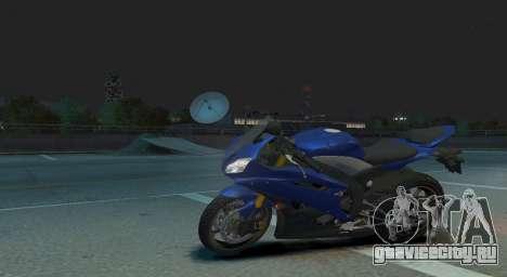 YZF R6 для GTA 4