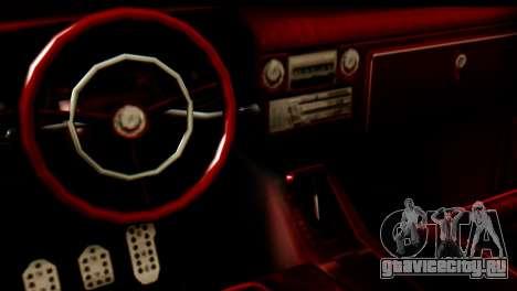 EFLC TLaD Vapid Slamvan SA Mobile для GTA San Andreas