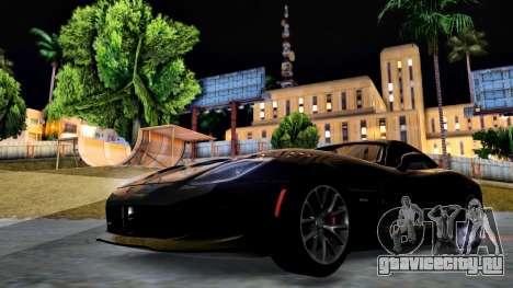 ENB Lime HD для средних ПК для GTA San Andreas