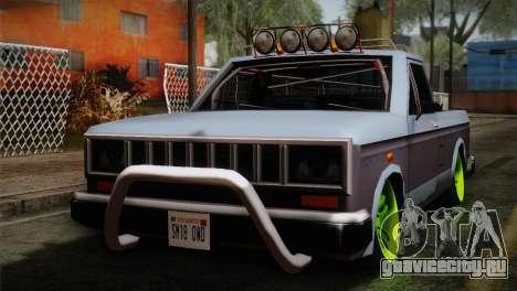 Camber Bobcat Editon для GTA San Andreas