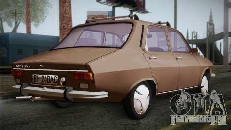 Dacia 1300 Biharia для GTA San Andreas вид слева