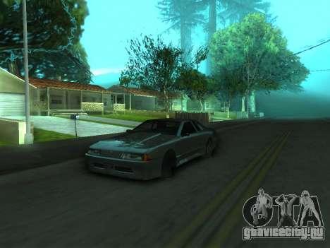 Реальное поведение машины v3.0 для GTA San Andreas второй скриншот