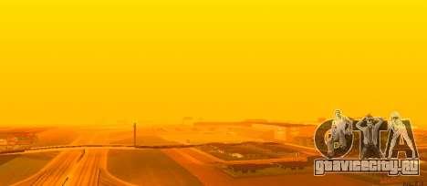 Светлый Colormod для GTA San Andreas третий скриншот