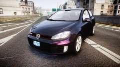 Volkswagen Golf Mk6 GTI rims1