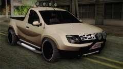 Dacia Duster Pickup 2014 для GTA San Andreas
