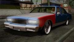 Chevy Caprice Hustler & Flow для GTA San Andreas