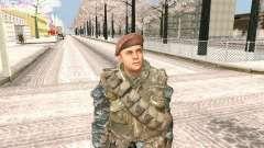 Спецназ СССР CoD Black Ops для GTA San Andreas