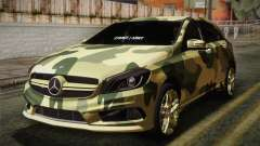 Mercedes-Benz A45 AMG Camo Edition