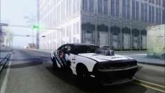 Dodge Challenger SRT8 Hemi Drag Tuning
