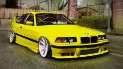 BMW M3 E36 DRY Garage для GTA San Andreas