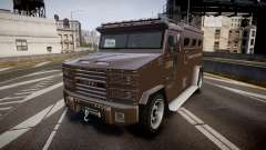 GTA V Brute Police Riot