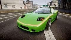 Invetero Coquette Roadster