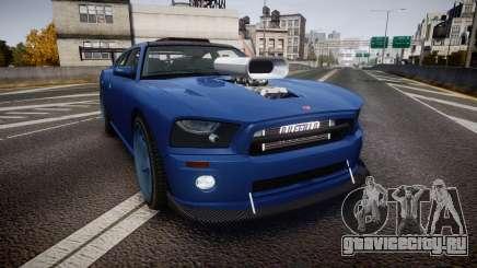 Bravado Buffalo Street Tuner для GTA 4