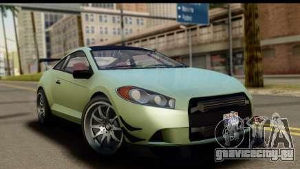 GTA 5 Maibatsu Penumbra SA Mobile для GTA San Andreas