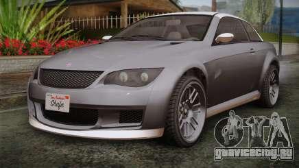 GTA 5 Sentinel для GTA San Andreas