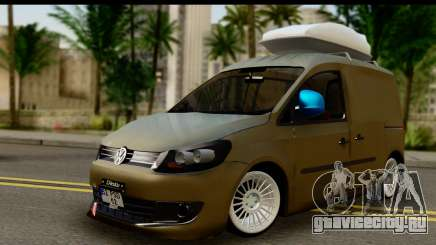 Volkswagen Caddy для GTA San Andreas