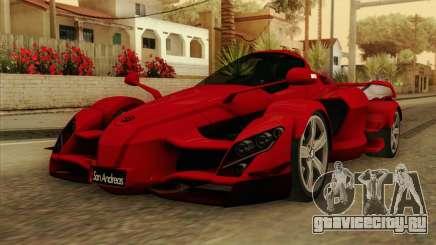 Tramontana XTR для GTA San Andreas