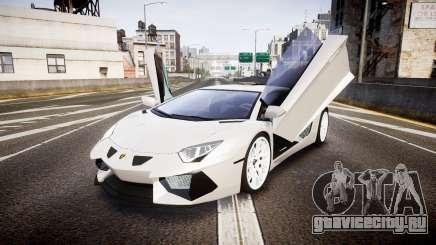 Lamborghini Aventador Hamann Limited 2014 [EPM] для GTA 4