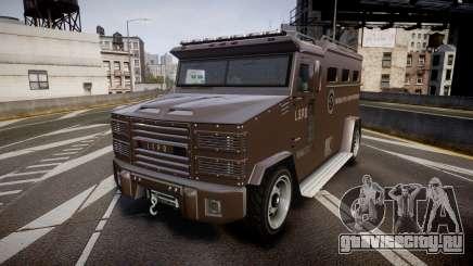 GTA V Brute Police Riot для GTA 4