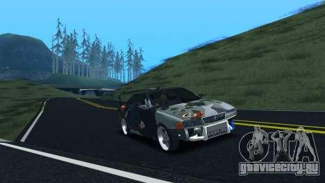 Toyota Chaser Tourer V Fail Crew для GTA San Andreas