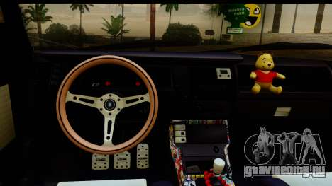 Renault Broadway для GTA San Andreas вид сзади слева