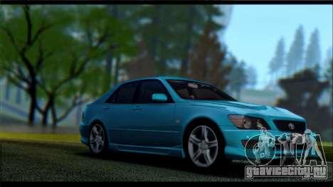 Pavanjit ENB v2 для GTA San Andreas восьмой скриншот