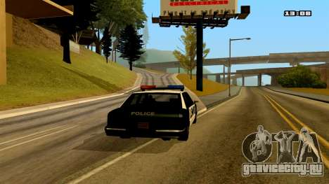 ColorMod by PhenomX3M v.3 для GTA San Andreas