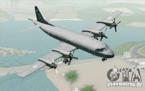Lockheed P-3 Orion RCAF для GTA San Andreas