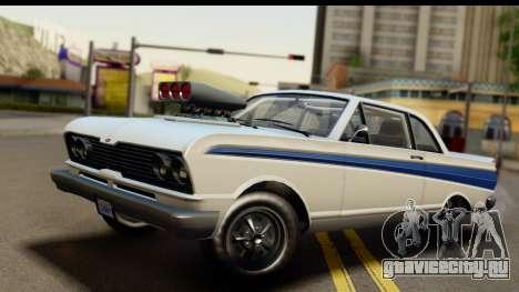 GTA 5 Vapid Blade v2 IVF для GTA San Andreas