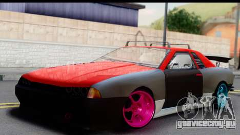 Drift Elegy Edition для GTA San Andreas