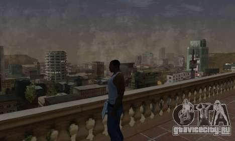 ENB Series by Hekeemka для GTA San Andreas четвёртый скриншот