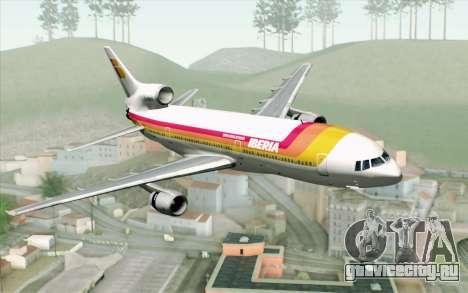 Lookheed L-1011 Iberia для GTA San Andreas