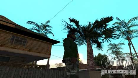 Новый Коктейль Молотова для GTA San Andreas